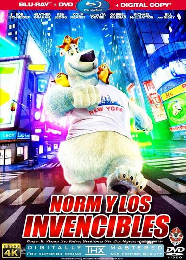 Norm Y Los Invencibles ( 2016 ) Norm Of The North